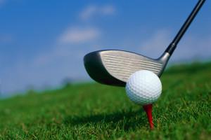 golf club close up