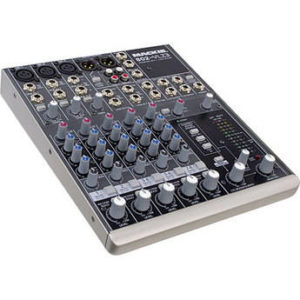 Mackie 802-VLZ3 8-Channel Audio Mixer