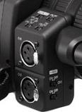 xlr audio inputs