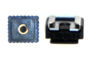 metal shoe mount adapters