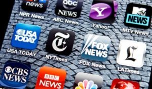 media logos media companies