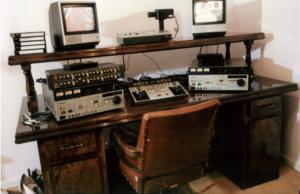 linear edit system 1990