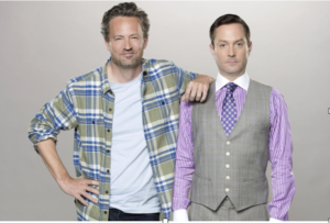 actors from the new Odd Couple show